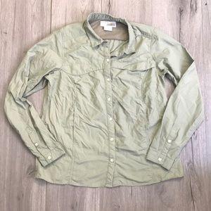 Exofficio insect shield hiking shirt